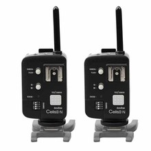 2pcs Godox Cells II 1/8000s Wireless Transceiver Trigger Kit for Canon EOS Camera, Speedlite and Studio Flashes V850 V860 AD360