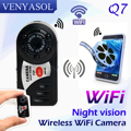 VENYASOL Wireless WiFi Mini Camera Night Vision Camcorder DV Spy Portable Cam Micro IP Network Recorder Espia Hidden
