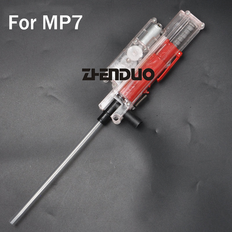 ZhenDuo Toys Gel Ball Blaster Nerf Water Gun MP7 Mag Fed For Childrens Gift Outdoor Hobb ...