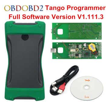 DHL Free OEM TANGO Auto Key Programmer Full Software V1.111.3 OBDII Key Remote Control Transponder Tango OBD2 Car Key Maker - DISCOUNT ITEM  0% OFF All Category