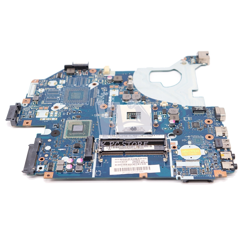 NOKOTION MBR9702003 MB.R9702.003 P5WE0 LA-6901P For Acer 5750 5750G Laptop Motherboard HM65 UMA HD DDR3