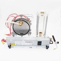 Electrolysis water machine Hydrogen oxygen generator Oxy hydrogen Flame Generator Water Welder Y