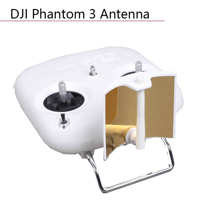 Remote Controll Mirror Range Extender For DJI Phantom 3 Standard/SE Camera Drone Antenna Signal Booster Enhanced Board Phantom 2