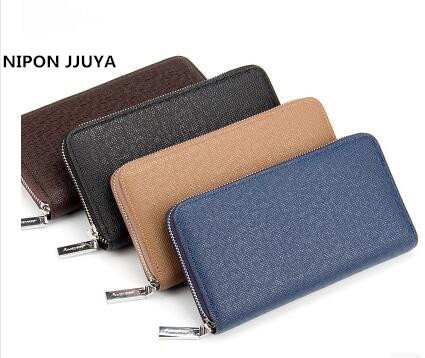 Free shipping 2017 NIPON JJUYA new  fashion Europe and the United States long zipper wallet