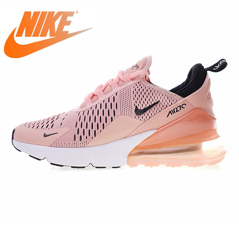 b229a7a0bc NIKE Air Max 270 Original Authentic Women's Running Shoes Sports Outdoor  Sneakers Comfortable Breathable New Listing AH6789-600