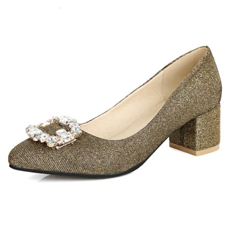 Popular Chunky Glitter Heels-Buy Cheap Chunky Glitter Heels lots