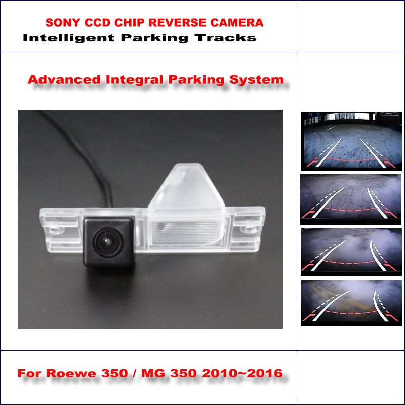 Backup Rear Reverse Camera For Roewe 350 / MG 350 2010~2016 / HD 860 * 576 Pixels 580 TV Lines Intelligent Parking Tracks af8000 full metal spool jigging trolling long shot casting for carp and salt water surf spinning big sea fishing reel