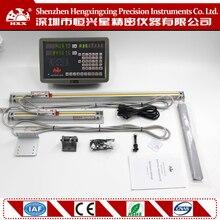 Hxx gcs900-2db 2 osi dro zestaw narzędzi pomiarowych i dwie szt gcs 5u 50-1000mm dla maszyn młyńskich