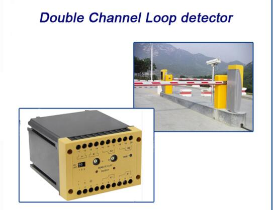 Hot Sell Double Channel Inductive Loop Vehicle Detector For Highway Or Parking Lot