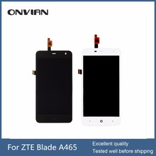 For ZTE Blade A465 LCD Screen Replacement Accessories LCD Display+Touch Screen For ZTE Blade A465 Smartphone