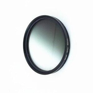 Image 3 - Circle Graduated Gradual Gradient Grey Gray Color Lens Filter 40.5 46 49 52 55 58 62 67 72 77 mm 77mm 72mm 67mm 58mm 52mm 49mm