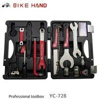 Велосипед ремонт наборы инструментов велосипед Многофункциональный Инструменты Ремкомплект велосипед трехколесный велосипед обслуживан