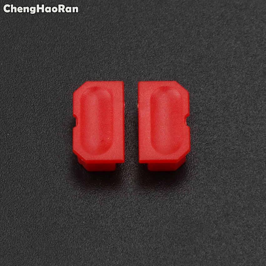 ChengHaoRan 1 sztuka Multicolor osłona przeciwpyłowa do Game Boy GB gry powłoka konsoli wtyczka pyłu przycisk z tworzywa sztucznego dla DMG 001