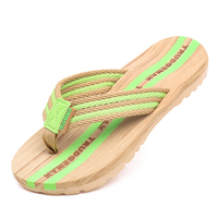 2017 Summer Lover's Sandals Fashion Flip Flops Casual Shoes Soft Canvas Belt Classics Solid Decor Flat Beach Slippers size 35-45