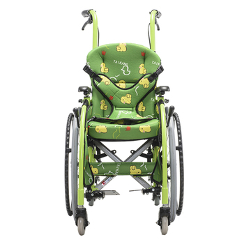 Small size lightweight cerebral palsy child wheelchair for disabled