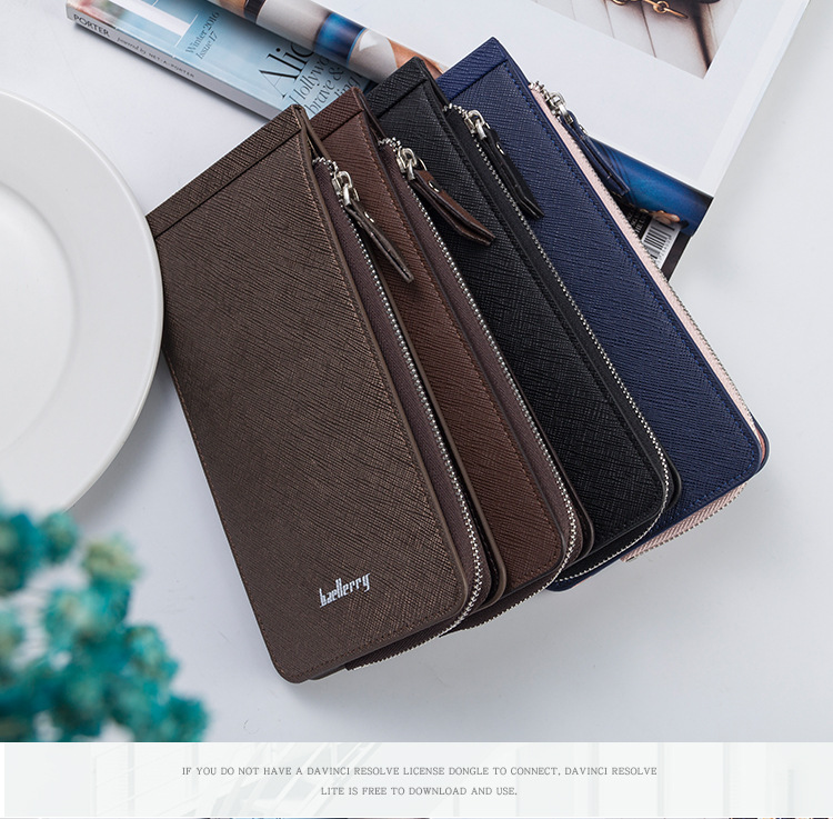 Slim Long Designer Famous Luxury Brand Women Wallets Lady Female Coin Purse Carteras Clutch Bag Wallet Money Pocket Vallet N2349