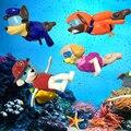 Cão Brinquedos Do Banho Do Bebê Para Meninos Bonitos Wind Up Clockwork Patrulla Canina Brinquedos Na Casa de Banho Para Crianças Brinquedos De Água Jogos de Natação piscina