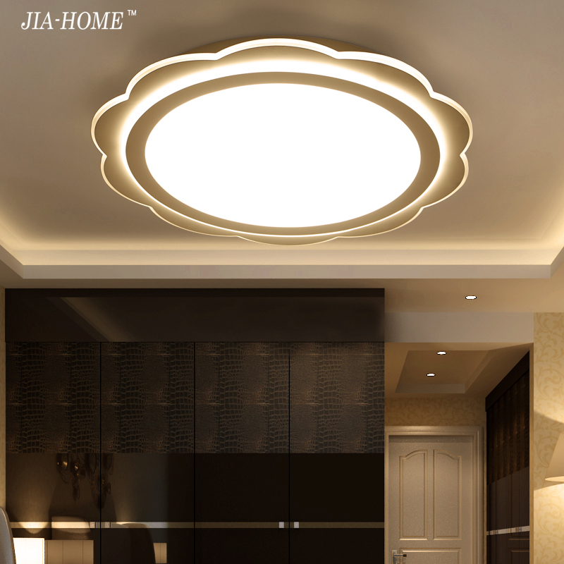 Dome ceiling light for bedroom Dimming or switch with flower style with thin Surface for study or restaurant lighting lustre novelty dimming led ceiling light for bedroom or switch with water drop style for dinning room or restaurant lighting lustre