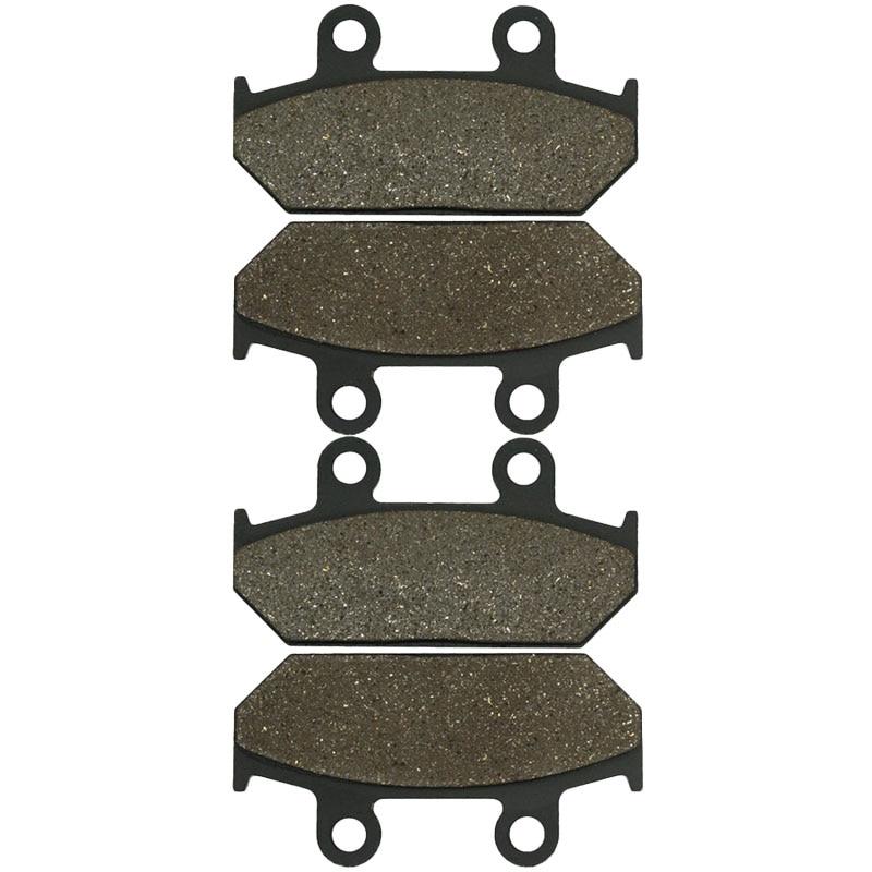 Cyleto Front Brake Pads for CBR1000 F CBR1000F CBR 1000 F