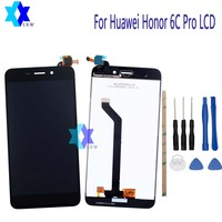 For Huawei Honor 6C Pro LCD Display Touch Screen Panel Digital Replacement Parts Assembly Original 5
