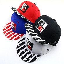Child Kids Hip Hop Cap Anime Hat Costume Cosplay Star Wars Funny Hats  Stripe Basebacll Caps b1a709ff5c30