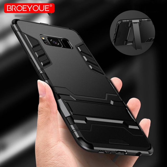 Armor Case For Samsung Galaxy S7 Edge A5 2017 Case S9 J7 J5 Prime J5 2017 Case For Samsung Note 9 4 5 8 S8 S9 Plus Hard PC Cases