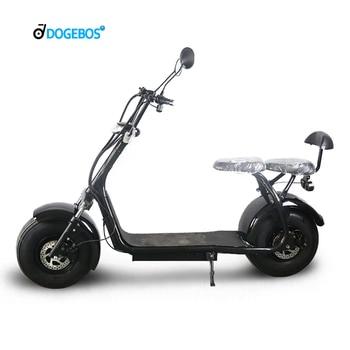 Sc03 pro citycoco скутер 1500 Вт 60 в 20ah со съемной литиевой батареей Корабль из Нидерландов