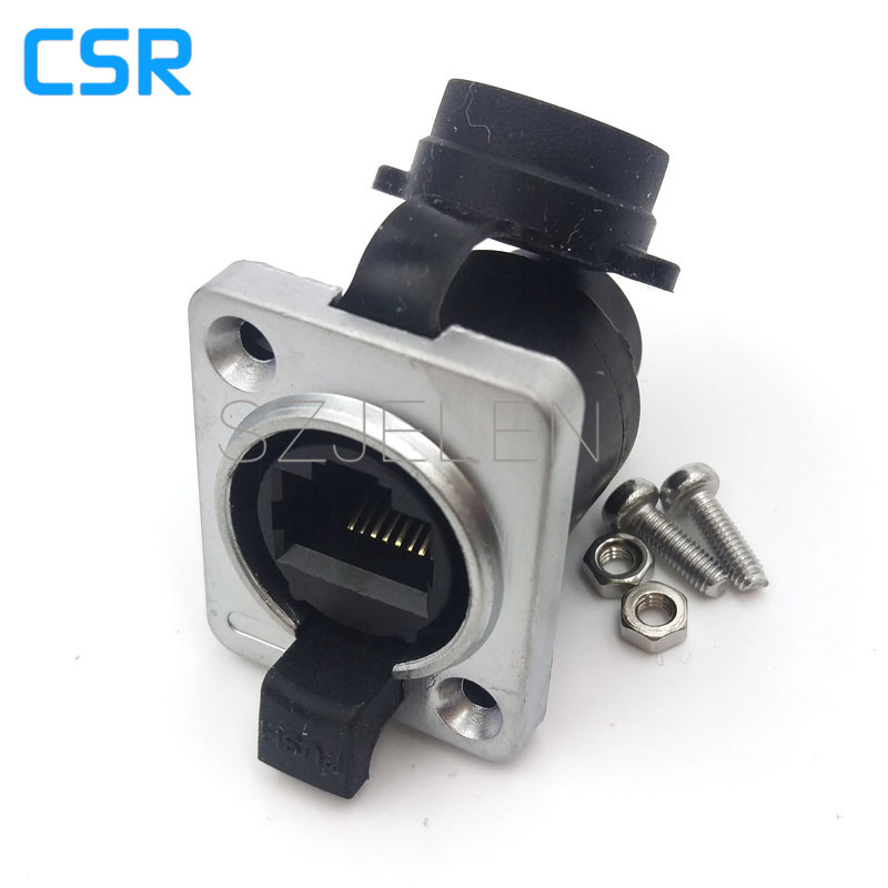 Aliexpress Com Buy Rj45 Socket Female Connectors Rj45