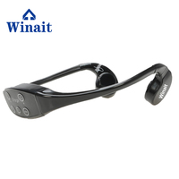 IP68 Waterproof Bone Conduction Headphone Earphone Headset For Sports 8GB Memory BH903 Mp3 Music Player Comfortable