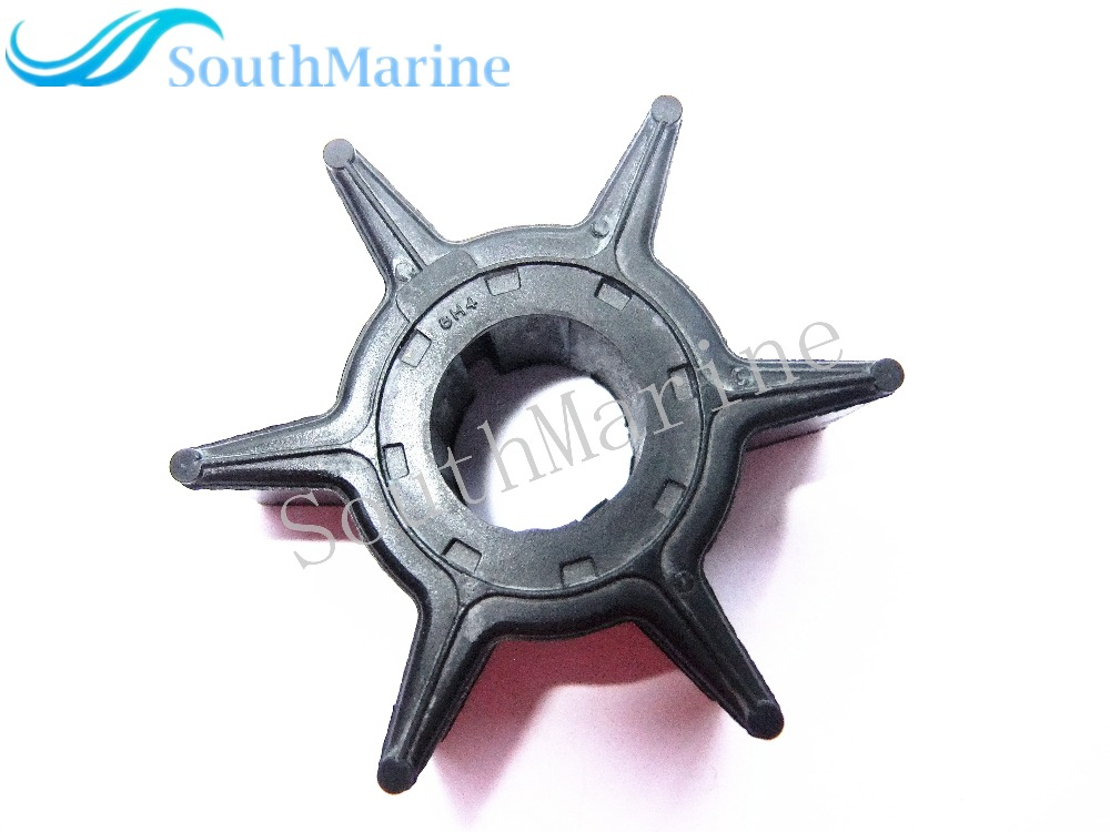 Boat Motor Impeller 6H4-44352-02-00 6H4-44352-01-00 For Yamaha 20HP 25HP 30HP 40HP 50HP Outboards