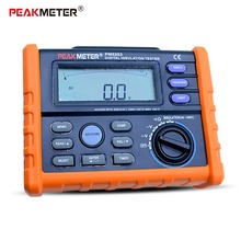 NEW Analog and Digital Insulation Resistance Tester megger meter Multimeter 50V/100V/250V/500V/1000V/2500V