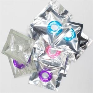 Image 3 - 5 Pcs Sex Erotische Accessoires Speelgoed Donuts Silcone Penisringen Uitstellen Cock Ring Intieme Sex Goederen Voor Mannen Volwassenen