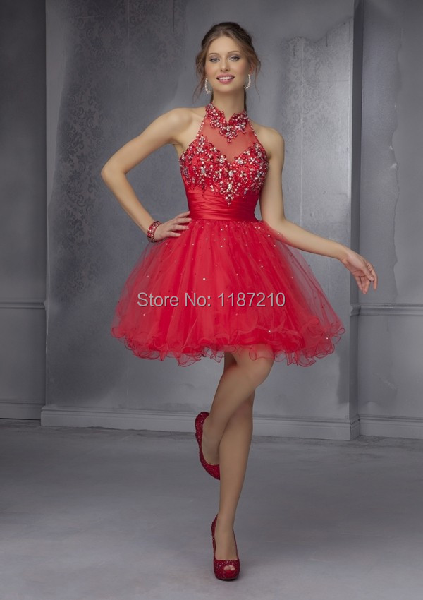 Aliexpress.com : Buy Sexy 2015 Designer Halter Homecoming Dresses ...