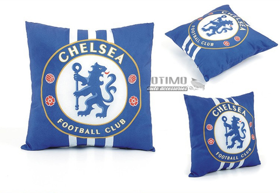 World Cup Football Decorative Pillow Seat Pillow Automobile Cotton Throw Pillow Cushion for Car Sofa Home Decoration 3