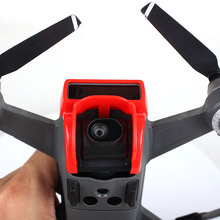 Camera Hood Sunhood Sunshade Anti-Glare Gimbal protector Cover Cap for DJI Spark Drone Accessories