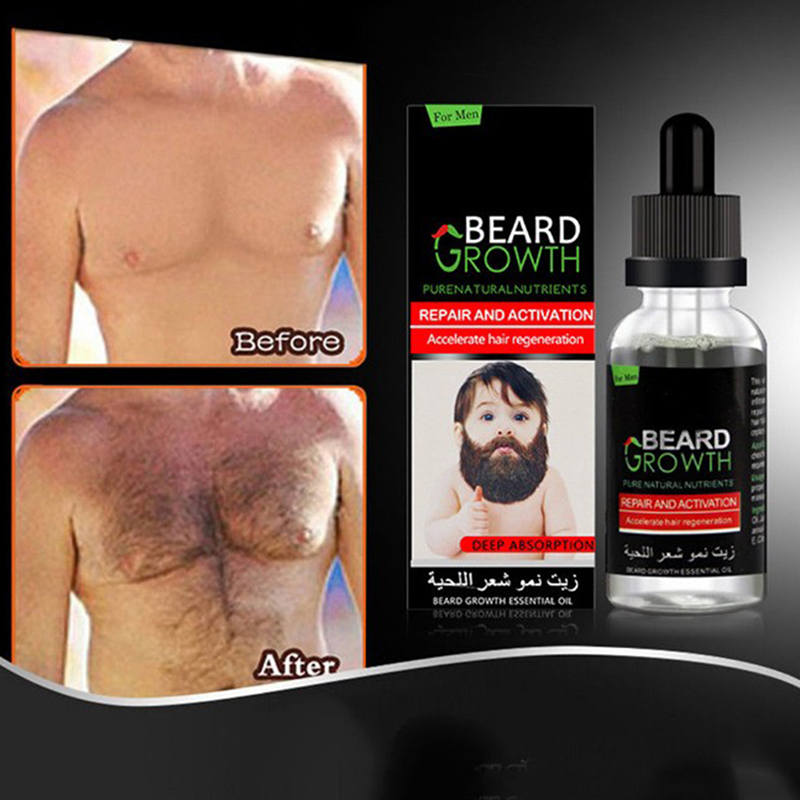 Enhance facial hair growth — pic 7