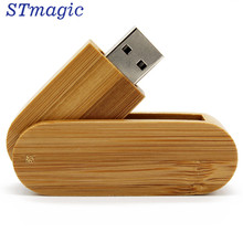 STmagic wooden usb flash drive pen drive 8gb 16gb