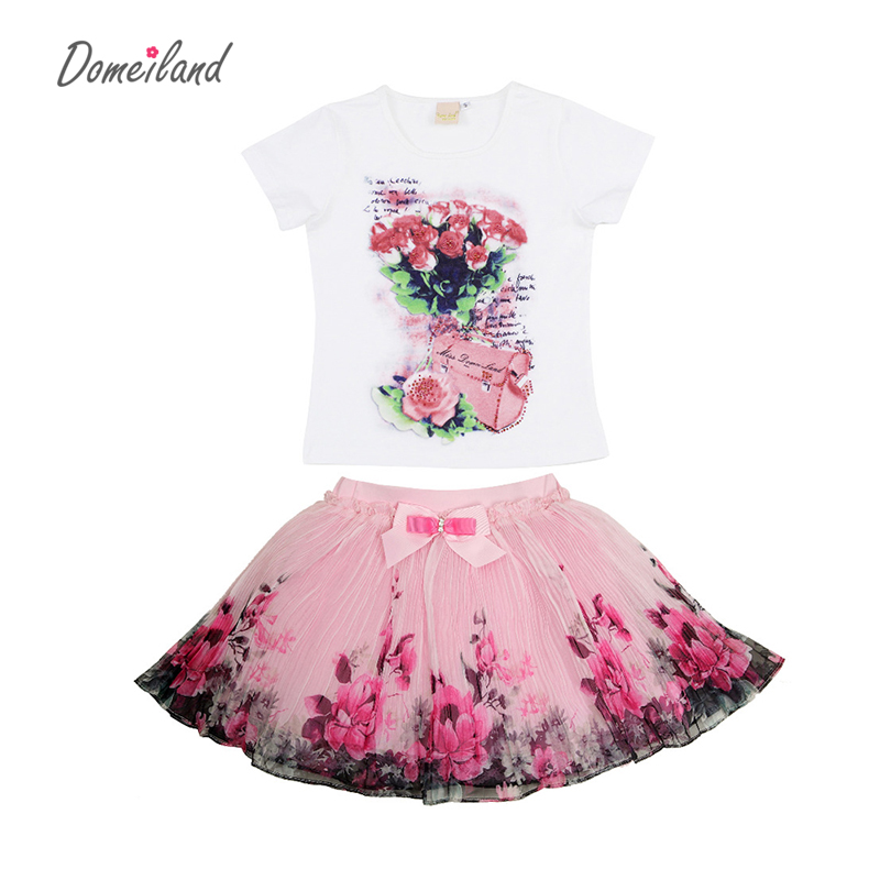 2017-fashion-summer-domeiland-children-clothing-sets-kids-girl-outfits-print-floral-short-sleeve-cotton-tops-skirt-suits-clothes-1