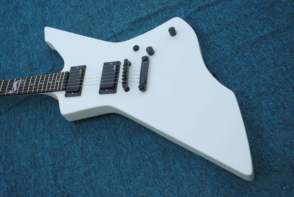 2018 white snakebyte james hetfield signature electric guitar with Rosewood fretboard E S-P Snake explorer kim grant hawaii – an explorer s guide