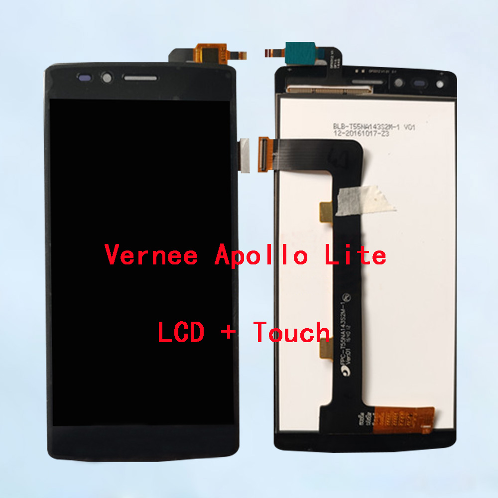 BINYEAE For Vernee Apollo Lite LCD Display With Touch Screen Digitizer Assembly ReplacementBINYEAE For Vernee Apollo Lite LCD Display With Touch Screen Digitizer Assembly Replacement