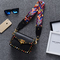 Cecelia Crossbody Sacos de Couro Real De Couro Genuíno Designer Marca Bolsa Das Senhoras Bolsa de Ombro Sacos Do Mensageiro das Mulheres 2016