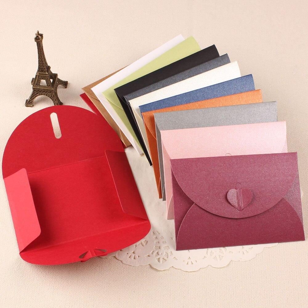 Aliexpress.com : Buy 100pcs/lot 10.5*7cm Small Paper envelope ...
