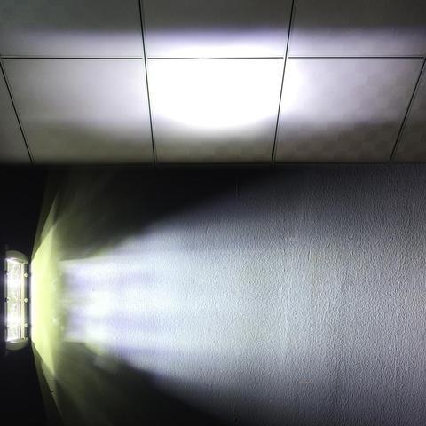 barra de luzluz trabalho