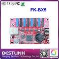 ПРИВЕЛО платы управления FK-BX5 64*1024 пикселей контроллер карты открытый светодиодный экран электронные спортивные табло цифровые вывески