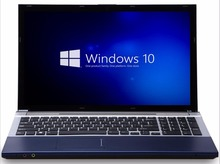 8G RAM 60G SSD and 750G HDD Intel Core i7 Dual core Laptop 15 6inch 1920x1080P