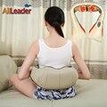 Comfortable Shiatsu Massage Machine Multifunction 4D Neck Shoulder Massager Household Plug Car Plug Pillow Massager Apparatus