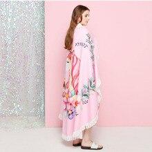 Mattys Girls dream, unicorn, super large beach mat, fast drying sun shawl, outdoor yoga mat.