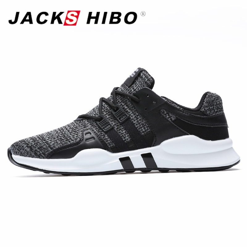 JACKSHIBO Mode Hommes Chaussures Sneakers Casual Confortable - Chaussures pour hommes - Photo 2