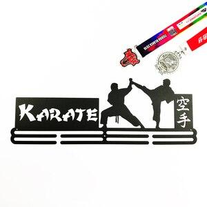 Image 4 - DDJOPH Karate medal hanger Medal display rack Sport medal hanger Karate medal holder 40cm L hold 36+medals