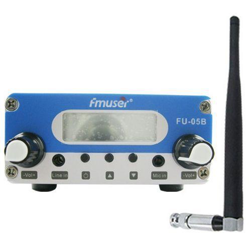 0.5 Вт CZH-05B pll FU-05B ЧЕХИЯ-05B 87-108 мГц fm-радио fm-передатчик вещания стерео микрофон мощность короткая антенна КИТ бесплатная доставка